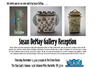 Gallery Reception 11/02/17